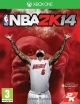 NBA 2K14 on XOne - Gamewise