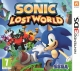 Sonic Lost World on 3DS - Gamewise