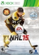 NHL 15 on X360 - Gamewise