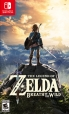 The Legend of Zelda: Breath of the Wild Release Date - NS